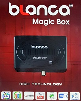 Blanca Magic Box  Mini Full Hd Uydu Alıcısı